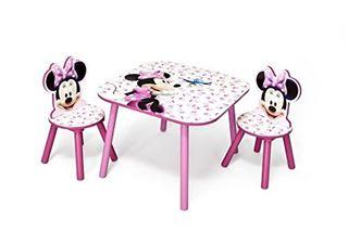 Set Tavolo E 2 Sedie Legno Minnie Toylandia Shop Online Giochi Giocattoli