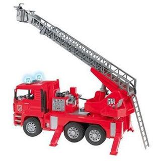 Immagine di Autopompa Pompier C/luci e Suoni