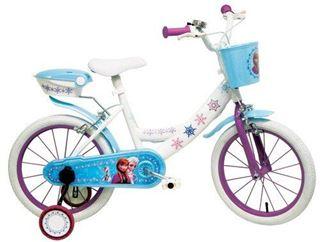 Immagine di Bicicletta 14'' Frozen