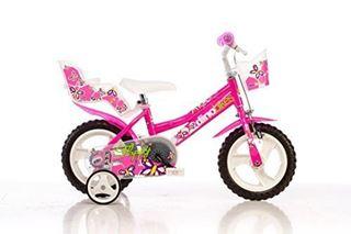 """Immagine di Bicicletta Per Bambina 12"""" Eva Flappy 1 Freno 126rl"""