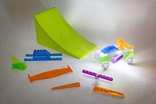 Immagine di Laser Pegs -set 3 in 1 Zippy Veicolo