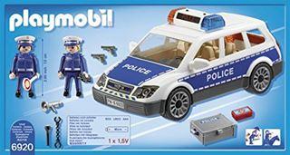 Immagine di Auto Della Polizia