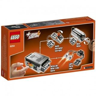 Immagine di Motore Lego