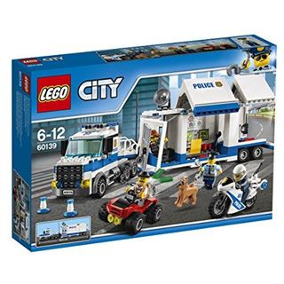 Immagine di Centro Comando Mobile 60139 Lego City