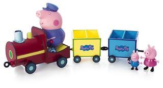 Immagine di Il Treno di Nonno Pig con 2 Pers.