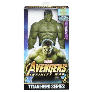 Immagine di Avengers Infinity War Personaggio Snodabile Hulk Titan Hero Power Fx Con Suoni