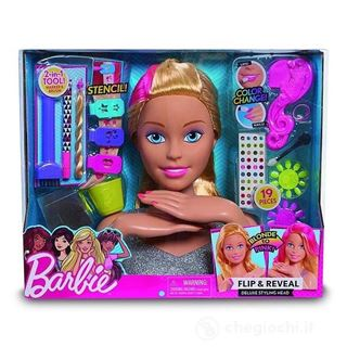 Immagine di Barbie Testa Magic Look (bar19000)