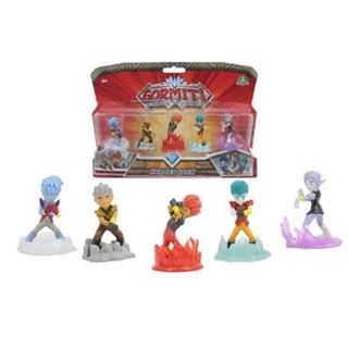 Gormiti 5pz Heralds Value Pack - Toylandia Shop Online Giochi