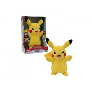 Immagine di Peluche Pikachu Interattivo Luci E Suoni