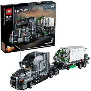 Immagine di Mack Anthem Lego Technic 42078
