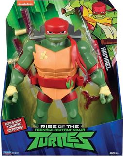 Immagine di Turtles Rise Of The Teenage Mutant Ninja Gigante Figures