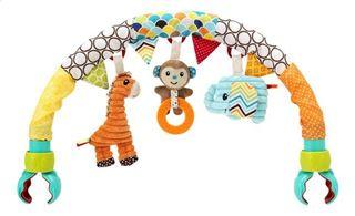 Immagine di Infantino Go-gaga - Safari Stroller Arch Multi Colour