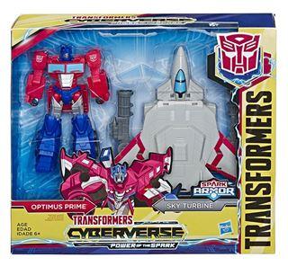 Immagine di Transformers Cyberverse Armor Elite Ass