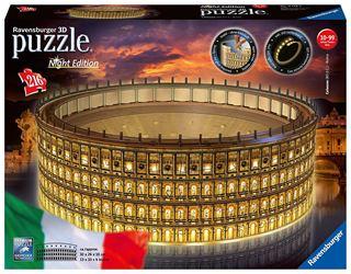 Immagine di Puzzle 3d Colosseo Night Edition (11148)