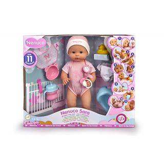Immagine di Bambola Interattiva Nenuco Sara Famosa