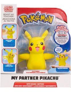 Immagine di Pokemon - Pikachu My Partner Interattivo