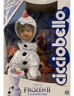Immagine di Frozen 2 - Bambolotto Cicciobello Olaf