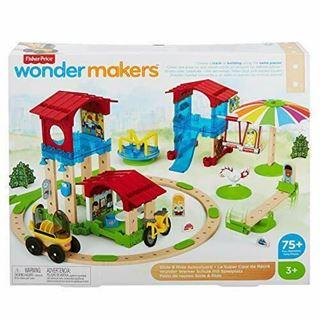 Immagine di Il Parco Giochi Della Scuola Wonder Makers (ggv82)