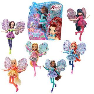 Immagine di Winx - Bambola Tecna Cosmix Fairy