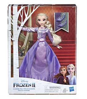 Immagine di Frozen 2 Personaggio Deluxe Fashion Ass.