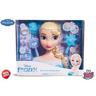 Immagine di Frozen Elsa Testa Magic Look Deluxe