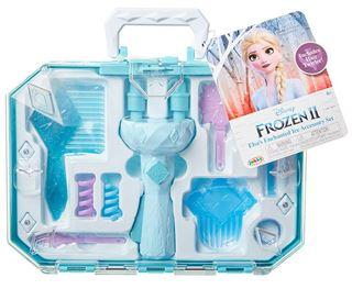 Immagine di Frozen 2, Vanity Accessory Set, Valigetta Con Accessori Per Acconciature