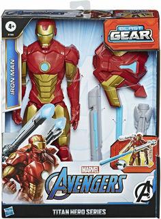Immagine di Avn Titan Hero Blast Gear Personaggio 30 Cm Ironman