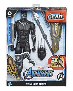 Immagine di Avn Titan Hero Blast Gear Personaggio 30 Cm Black Panther