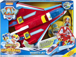 Immagine di Paw Patrol Super Paws Mighty Jet Command Centre