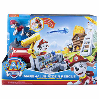 Immagine di Paw Patrol Marshall Ride'n Rescue