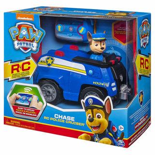 Immagine di Paw Patrol Rc Police Cruiser, Radiocomando Di Chase,