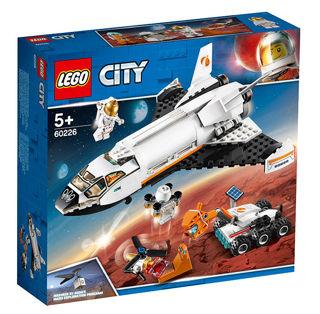 Immagine di Shuttle Di Ricerca Su Marte - Lego City (60226)