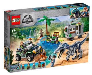Immagine di Faccia A Faccia Con Il Baryonyx: Caccia Al Tesoro - Lego Jurassic World (75935)