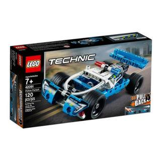 Immagine di Lego Technic Inseguimento Della Polizia 42091