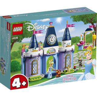 Immagine di Lego Disney Princess 43178 La Festa Al Castello Di Cenerentola