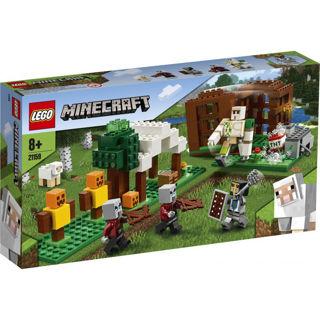 Immagine di Lego Minecraft L'avamposto Del Saccheggiatore - 21159