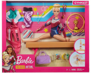 Immagine di Barbie Ginnastica Artistica Playset