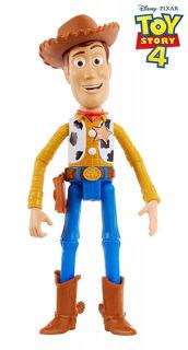 Immagine di Toy Story 4 Disney Pixar Woody Personaggio Parlante Articolato 18cm