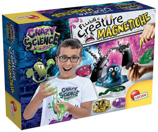 Immagine di Crazy Scienze Laboratorio Dei Fluidi E Delle Creature Magnetiche