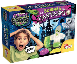 Immagine di Crazy Science Laboratorio La Scienza Dei Fantasmi