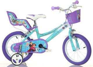 """Immagine di Bicicletta Frozen 16"""""""
