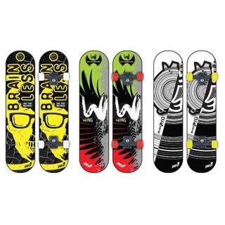 Immagine di Skateboard Street Art 3 Disegni 100 kg
