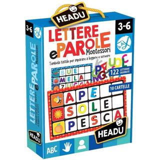 Immagine di Lettere E Parole Montessori (it20515)