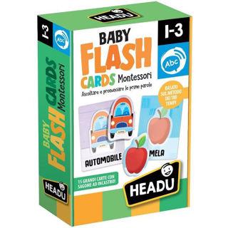 Immagine di Baby Flashcards Montessori (it21666)