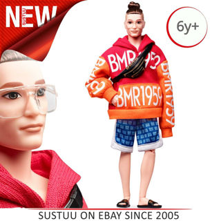 Immagine di Barbie Bmr1959 Collection ken Doll With Bun
