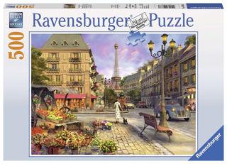 Immagine di Puzzle 500 Pz. Passeggiata A Parigi
