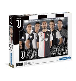 Immagine di Puzzle 1000 Supercolor Juventus 1