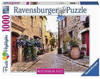Immagine di Puzzle 1000 Pezzi Mediterranean Francia (14975)