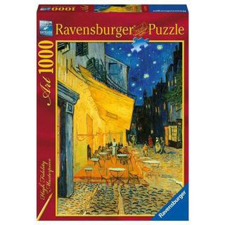 Immagine di Puzzle 1000 Pezzi Van Gogh Caffè Di Notte 15373