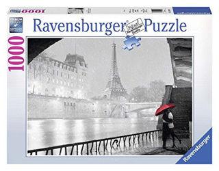 Immagine di Puzzle 1000 Pezzi Foto & Paesaggi Parigi E Senna